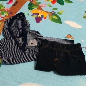 Other - Baby Boy Two Piece Outfit